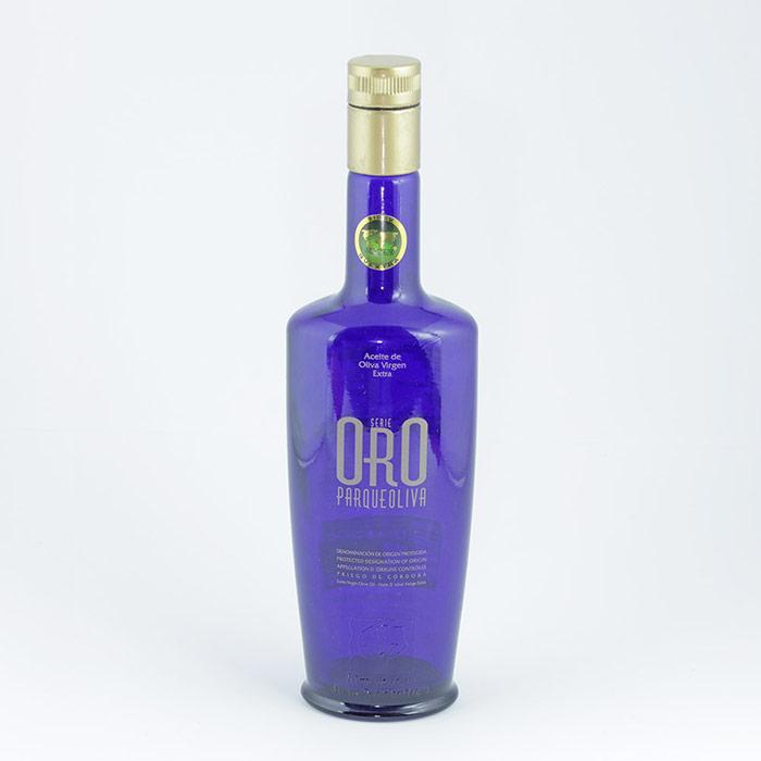 Aceite de Oliva Virgen Extra ParqueOliva Serie Oro 500ml