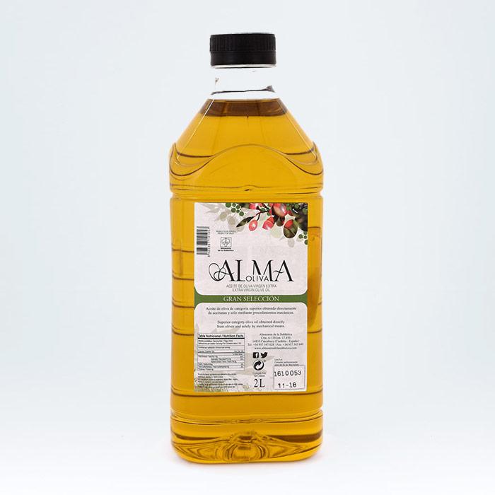 Aceite de oliva Almaoliva Gran Selección 2l garrafa