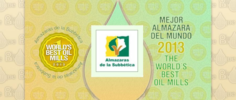 Almazaras de la Subbética la mejor almazara del mundo 2013