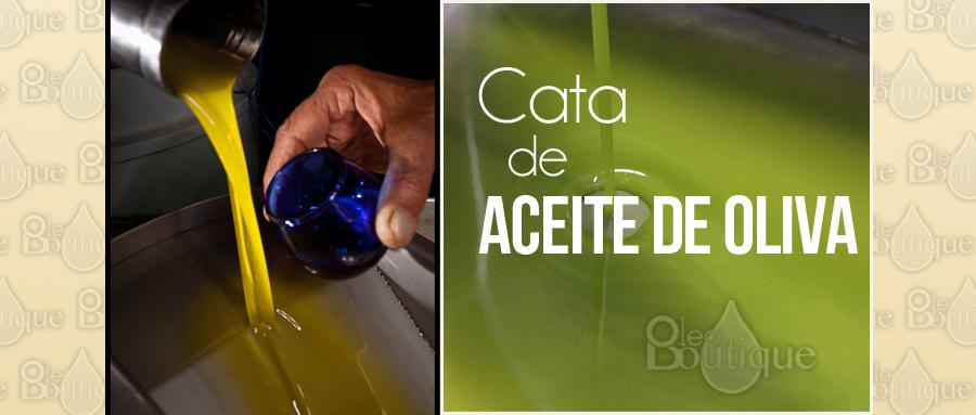 Cómo catar Aceite de Oliva