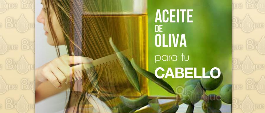 Usar Aceite de Oliva para cuidar el pelo